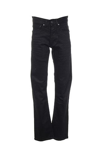 relay jeans pantalons femme de couleur noir