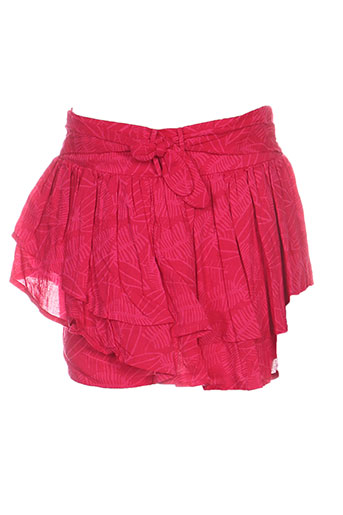 tuc tuc jupes fille de couleur rose