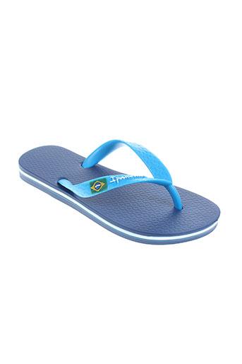 ipanema chaussures garçon de couleur bleu