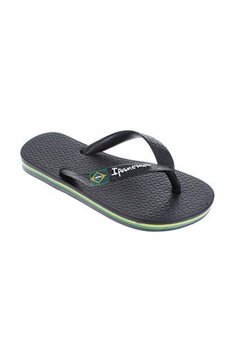 ipanema chaussures garçon de couleur noir