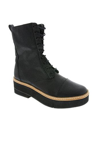 robert clergerie chaussures femme de couleur noir