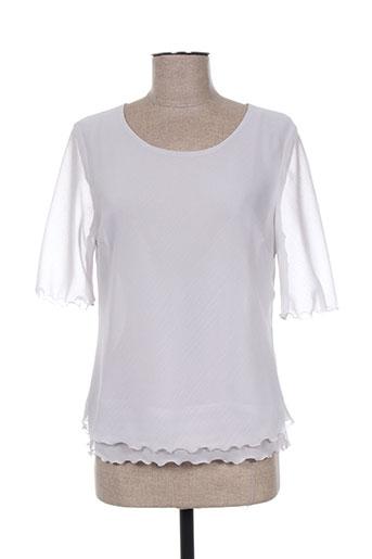 lysa kara chemises femme de couleur gris