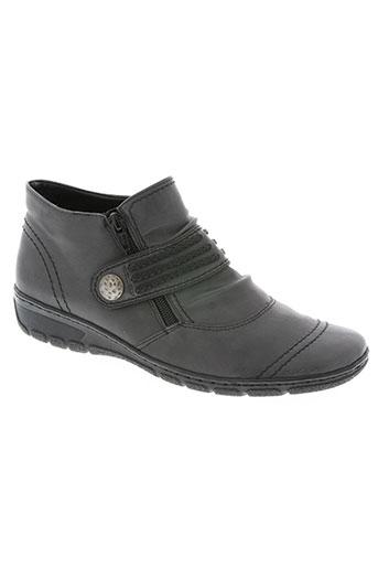 jenny chaussures femme de couleur gris