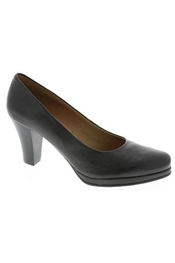 modabella chaussures femme de couleur noir