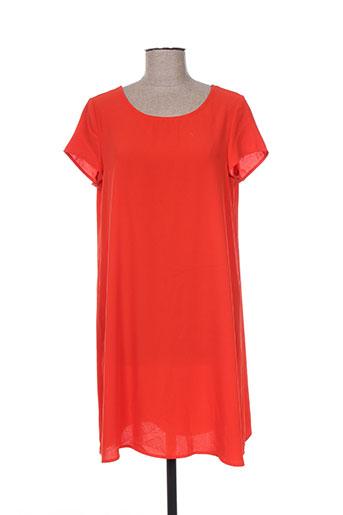 it hippie robes femme de couleur rouge