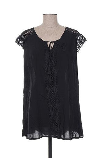 f.d joseph chemises femme de couleur noir