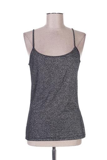 capuccino chemises femme de couleur gris
