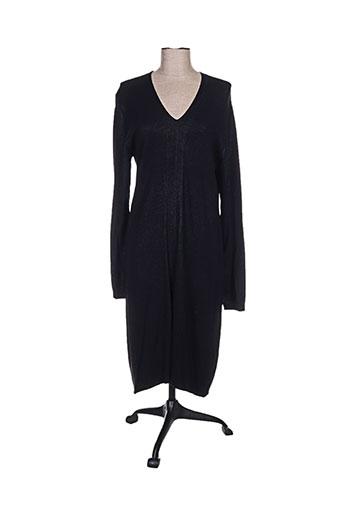 3322 robes femme de couleur noir