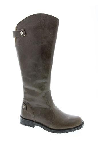 primigi chaussures fille de couleur marron