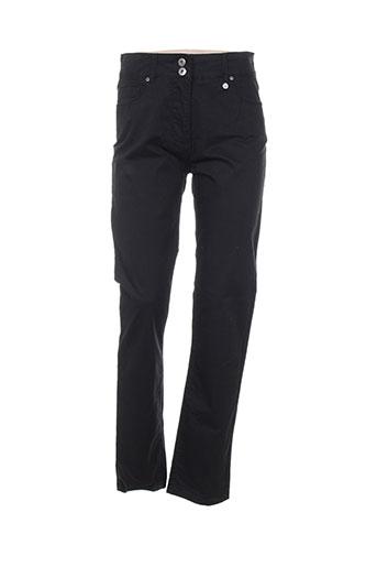 bleu salé jeans femme de couleur noir