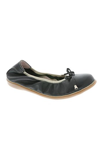 on zen chaussures femme de couleur noir
