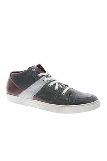 bellamy chaussures homme de couleur noir