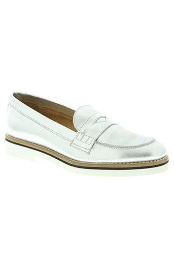 mtng chaussures femme de couleur gris