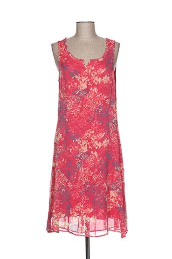 simclan robes femme de couleur rouge