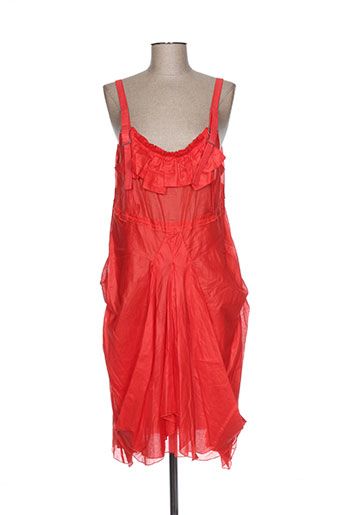 my square robes femme de couleur rouge