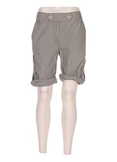 Produit-Shorts / Bermudas-Femme-MALVIN