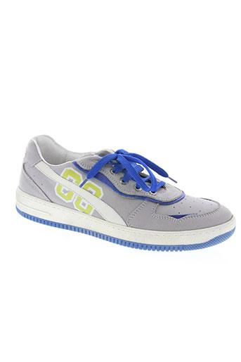 romagnoli chaussures homme de couleur gris