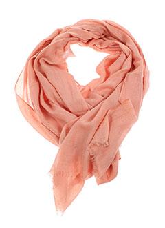 416e66c9d258 Foulards Femme De Couleur Orange En Soldes Pas Cher - Modz