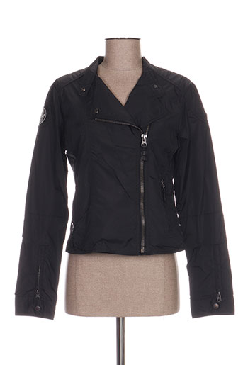 dn.sixty seven vestes femme de couleur noir