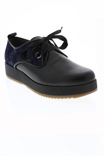 minka design chaussures femme de couleur bleu