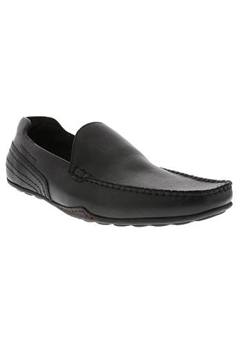 base london chaussures homme de couleur noir