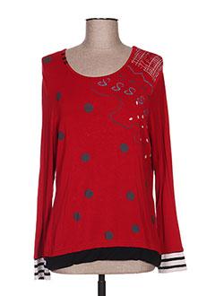 Produit-T-shirts-Femme-COTE ANGLAISE