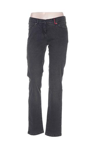 toni jeans femme de couleur gris