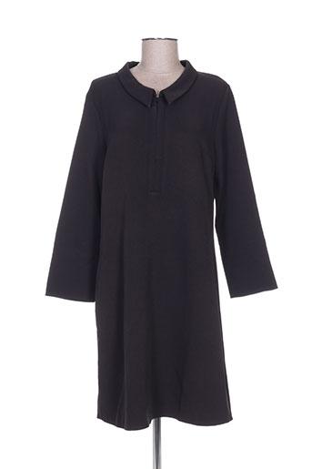 akoz robes femme de couleur noir