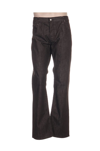 lacoste jeans homme de couleur marron
