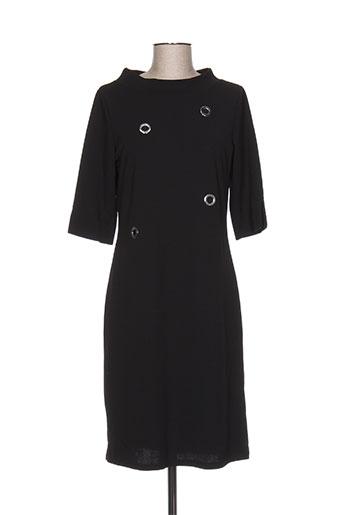 blanc boheme robes femme de couleur noir