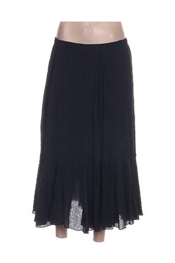 purplerose jupes femme de couleur bleu