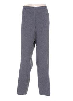 Pantalon casual gris KIPLAY pour femme