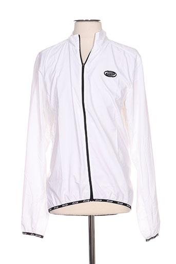 bbb vestes homme de couleur blanc