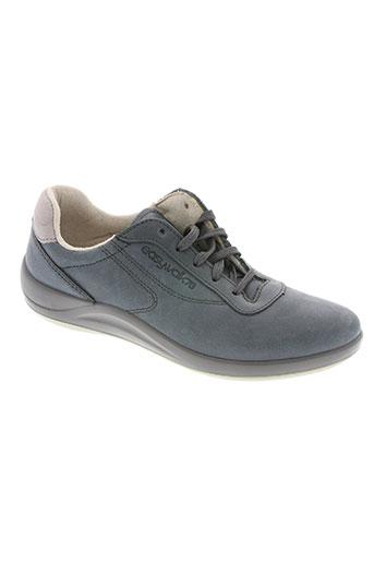 tbs chaussures garçon de couleur gris