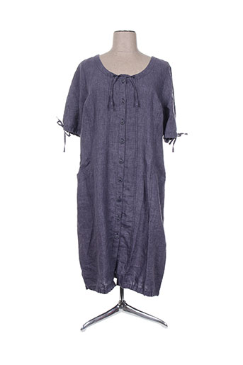 kjbrand robes femme de couleur violet