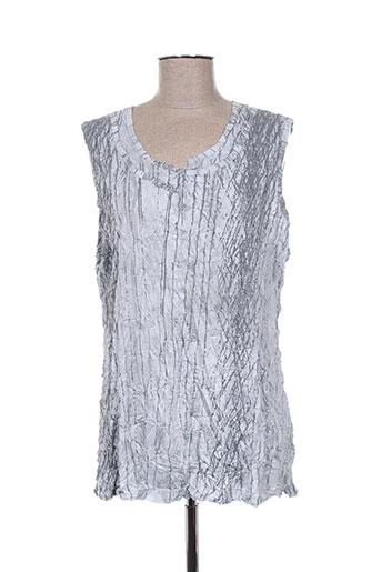 kokomarina t-shirts femme de couleur gris