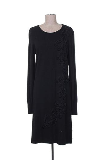 initiative robes femme de couleur noir