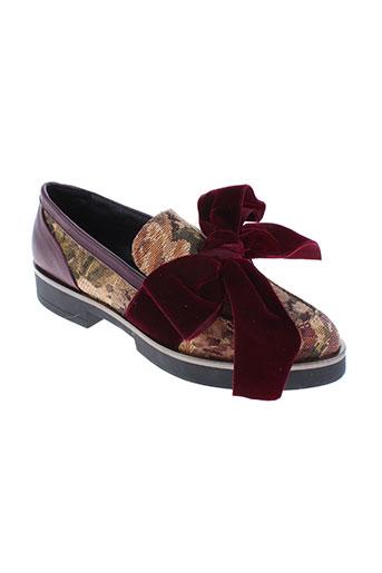 kontessa chaussures femme de couleur violet