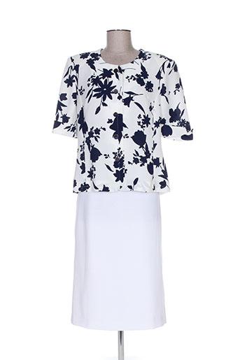 Veste/jupe bleu COUTUREINE pour femme
