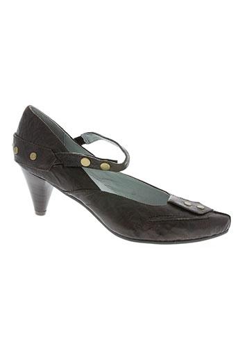 rendez-vous chaussures femme de couleur marron