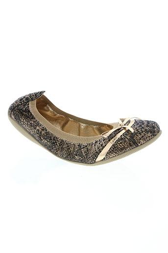 les p'tites bombes chaussures femme de couleur noir
