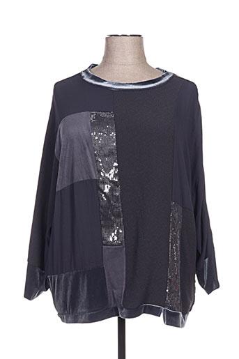 mat. chemises femme de couleur gris