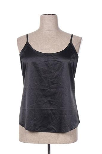 giani f chemises femme de couleur noir