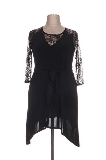 carisal robes femme de couleur noir