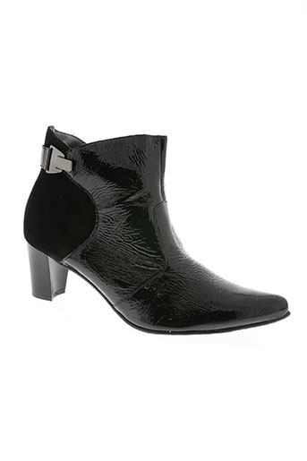 Bottines/Boots noir BUTTERFLY pour femme