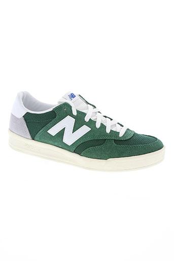 new balance chaussures femme de couleur vert