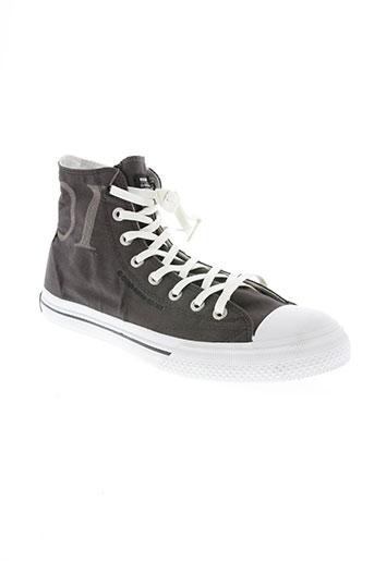 g star chaussures unisexe de couleur gris