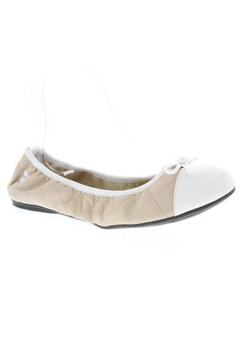 butterflytwists chaussures femme de couleur beige