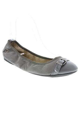 butterflytwists chaussures femme de couleur gris
