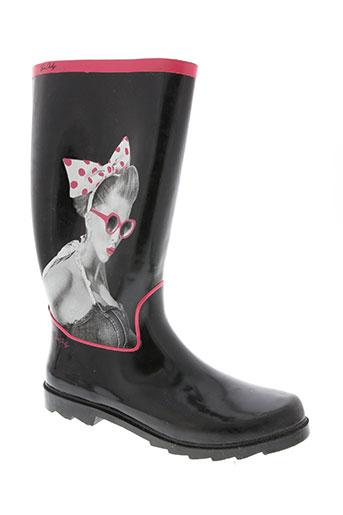 be only chaussures femme de couleur noir